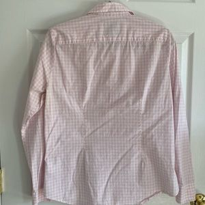 The Shirt by Rochelle Behrens Tops - Rochelle Berhens The Shirt in Pink Gingham